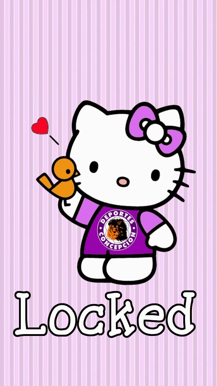 Great Wallpaper Hello Kitty Home Screen - purplestripedhklockscreen  Snapshot_598297.jpg