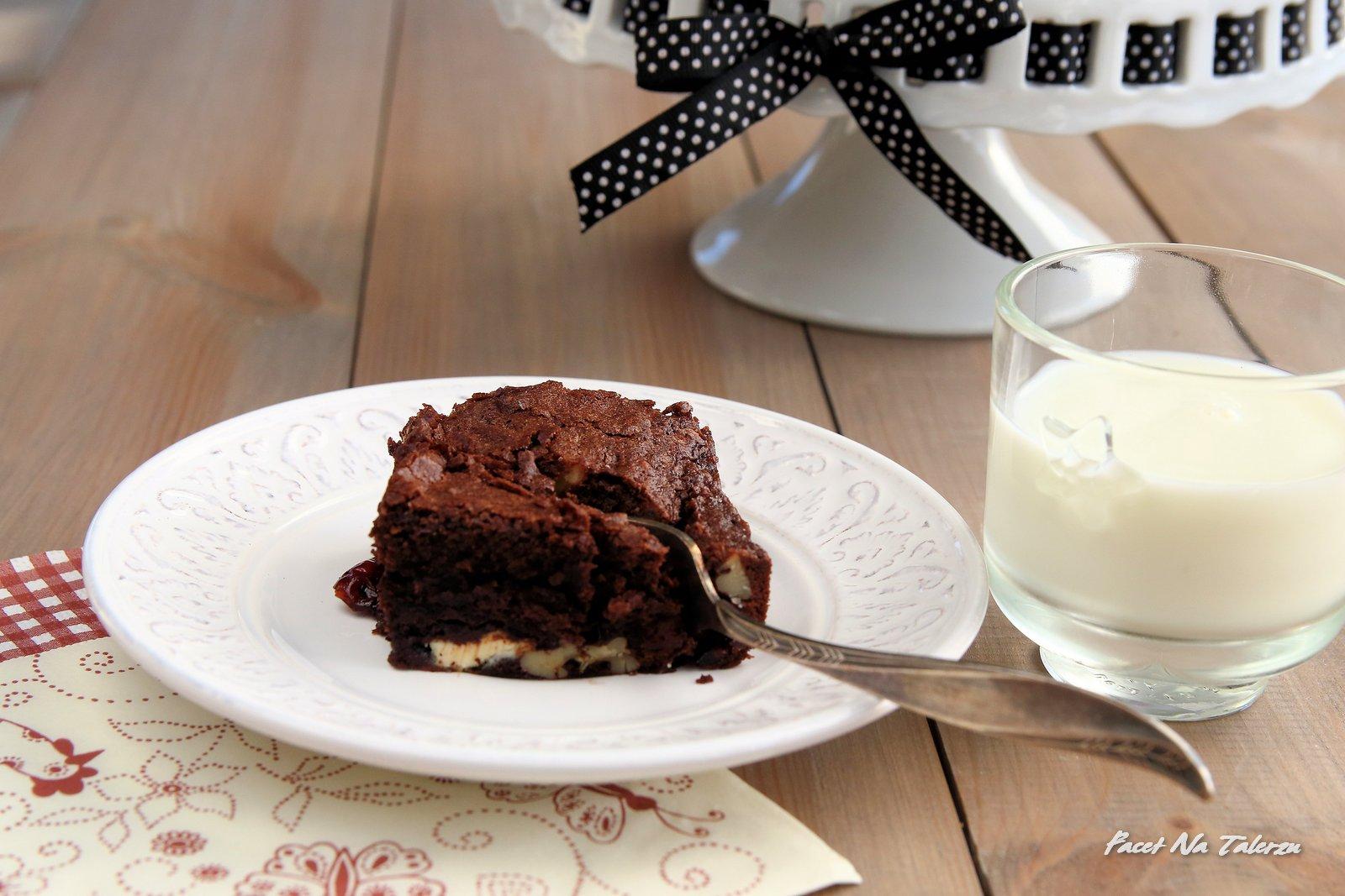 najlepsze czekoladowe brownies
