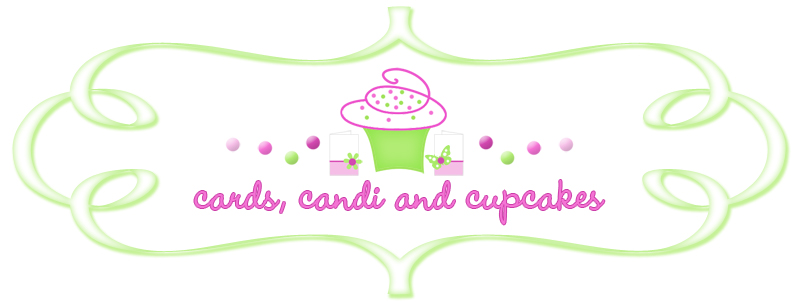 Cards, Candi and Cupcakes