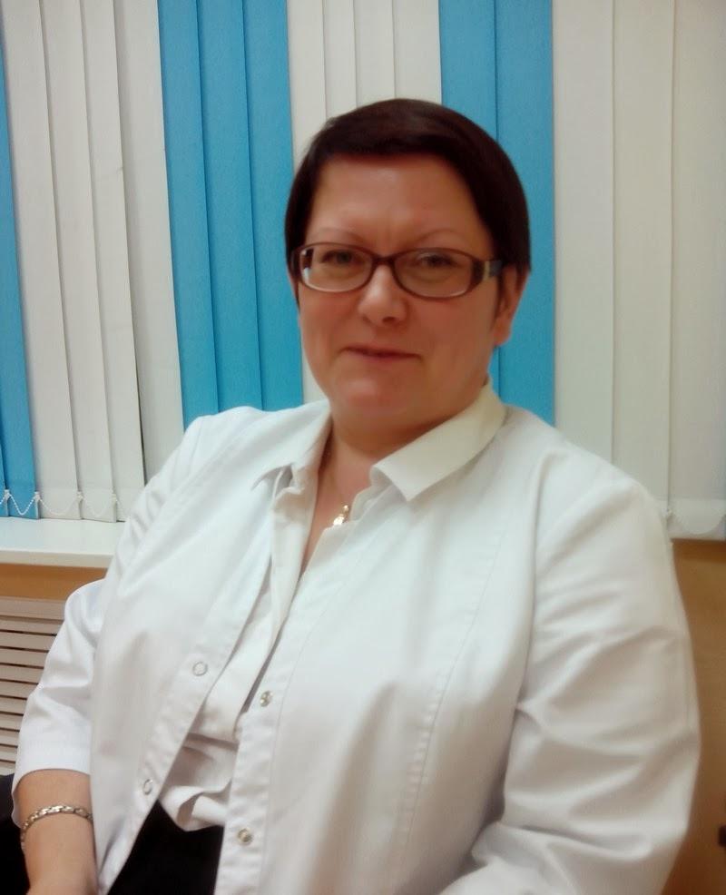Оксана Мяндина, врач-гепатолог