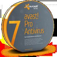 Avast 7 Crack professional Antivirus Valid Till 2050