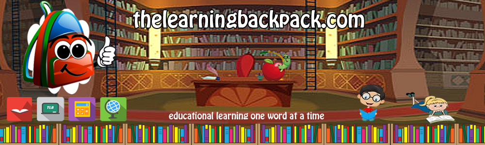 The Learning Backpack Games