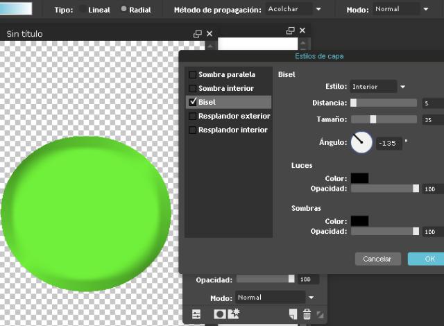 Otro ejemplo boton 3D