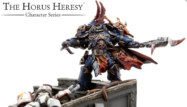Sevatar: First Captain of the Night Lords- Pre Orders.