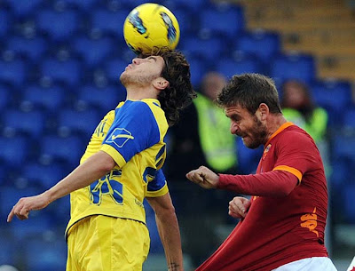 AS Roma 2 - 0 Chievo (3)