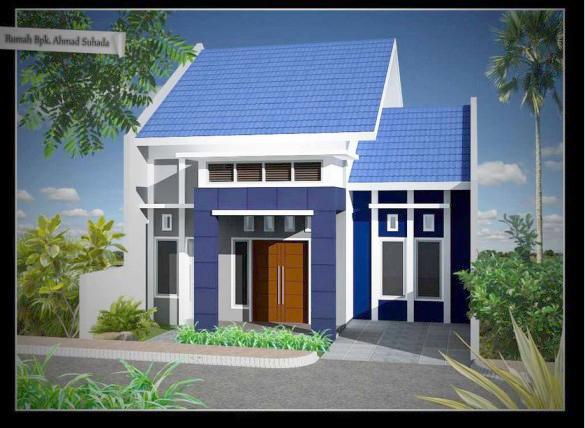 Gambar Rumah Sederhana Bukan Minimalis