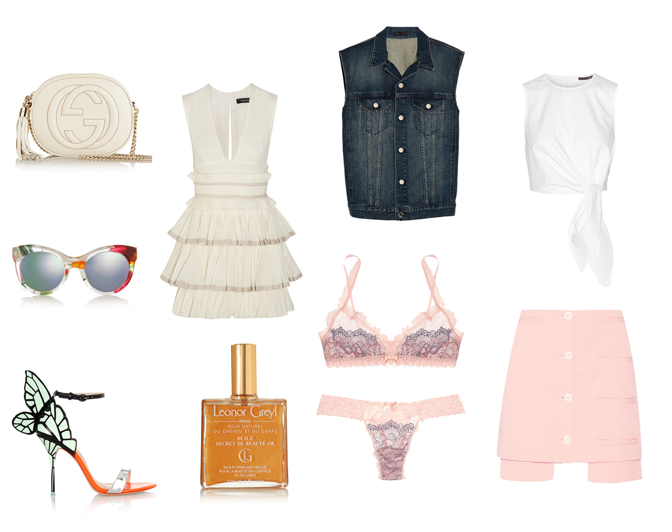 wishlist, spring, sophia webster, isabel marant, tibi, blk dnm, gucci, pardon my obsession