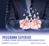 Programa Superior en Liderazgo y Equipos de alto rendimiento