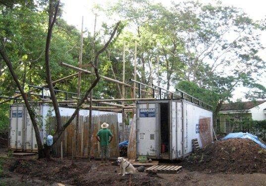 Grupo 8 casas hechas con containers - Casas contenedores precio ...