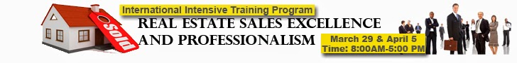 International Intensive Training Program on Sales Excellence and Professionalism