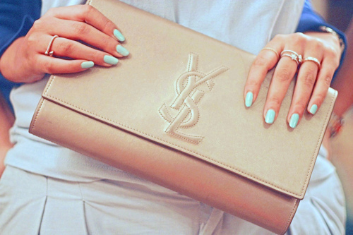 yves st. laurent wallet - YOUR ULTIMATE GUIDE TO LUXURY: YSL Belle de Jour clutch