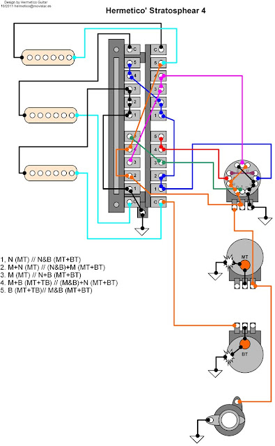 guitar single pickup wiring diagram images wiring diagram hermetico s stratosphear mod 4