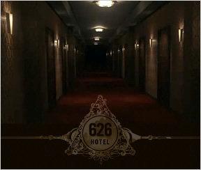 Game Hotel 626, Game Horror Mengerihkan