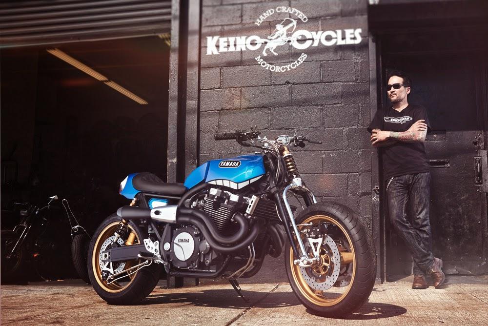 Japanese Custom Bike Builder