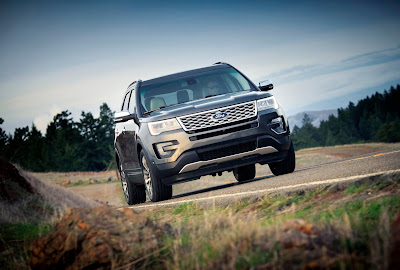 The Ford Explorer Gets a Luxurious Makeover