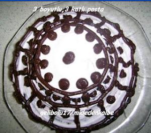 3 Boyutlu Pastam