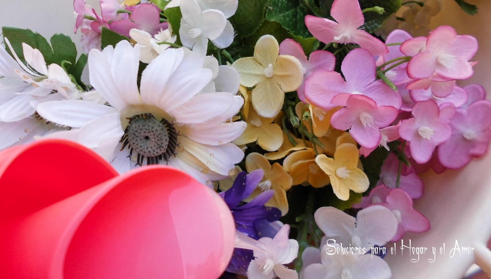 Reutilizar base de Arreglo Floral