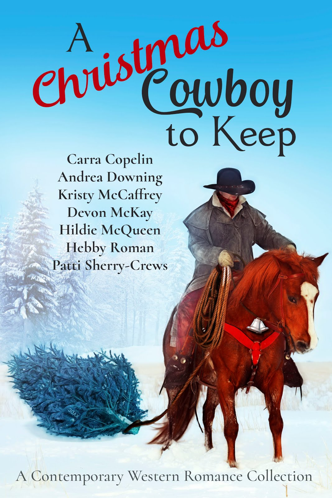 A Christmas Cowboy To Keep - Now Available