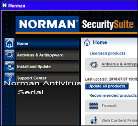 Norman Antivirus Plus Serial Crack Keygen License Free Download