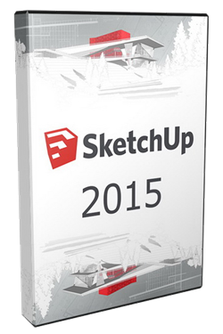 Capa Google SketchUp Pro 2015 Torrent