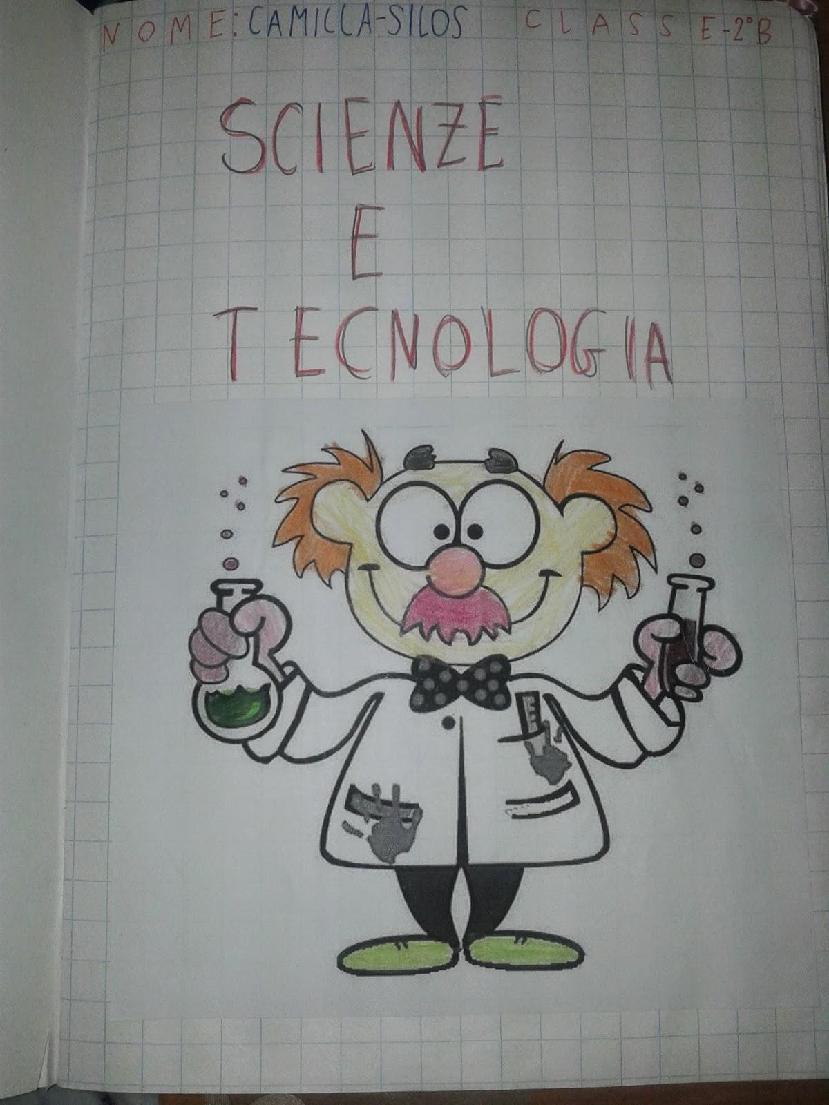 Favoloso LA MAESTRA MARIA TI SALUTA: Quaderno di scienze classe 2^ GQ89