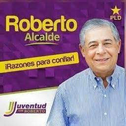 ROBERTO ALCALDE ...RAZONES PARA CONFIAR !!!