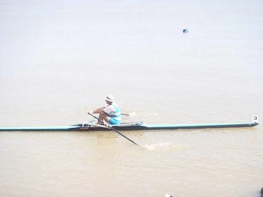 en las aguas del Río .....