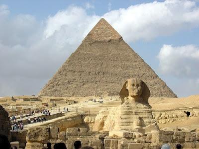 pirámides de Egipto turismo