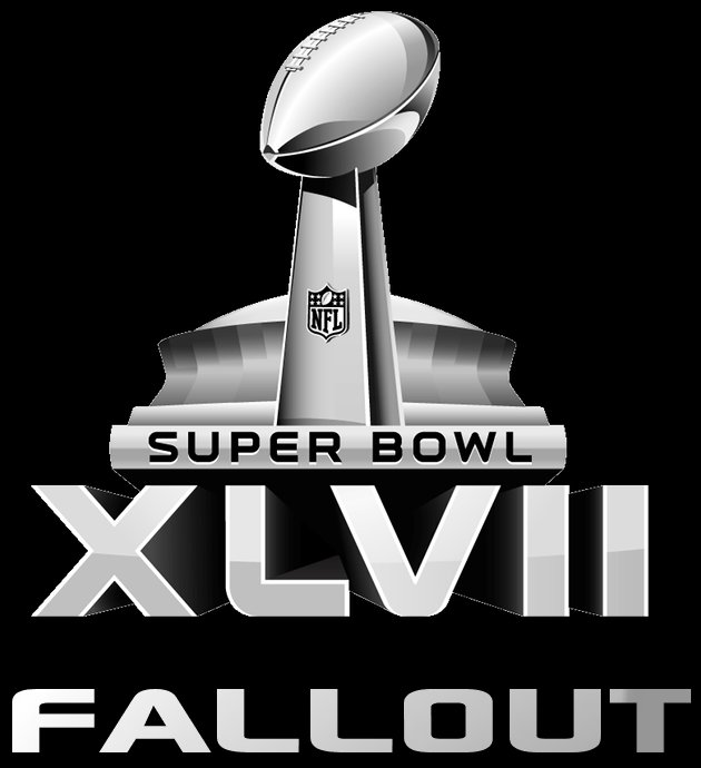 Power outage super bowl 47 patch