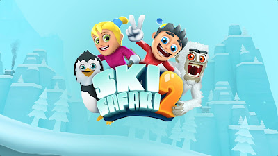 Download Game Android Gratis Ski Safari 2 apk