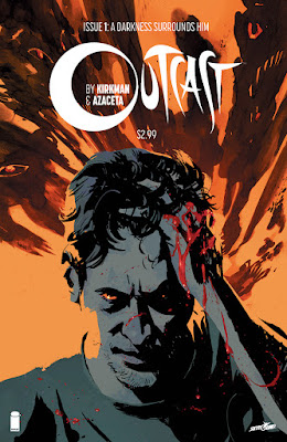 Outcast by Kirkman & Azaceta Issue #1 Cover