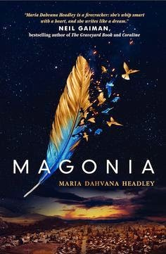 Review: Magonia by Maria Dahvana Headley