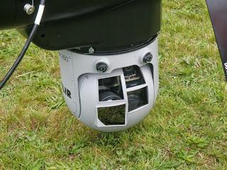 FLIR Corona 350 Airborne Sensor