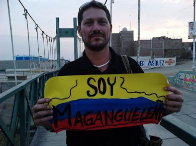 Soy Magangueleño Desde Perú