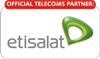 Official Telecoms Partner