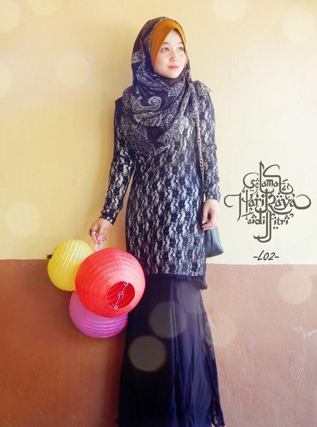 Baju Raya Dan Fesyen Muslimah Terkini 2013 2 Love Is | Review Ebooks