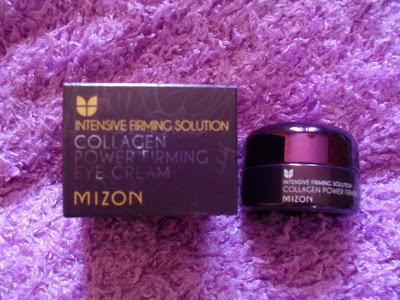 Collagen Power Firming Eye Cream de MIZON