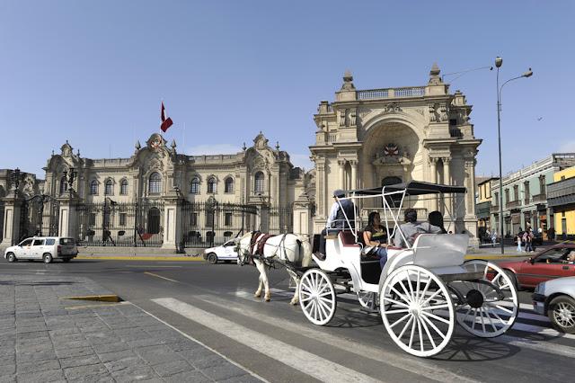 Lima, a capital do Peru -  Divulgação/Machu Picchu Brasil