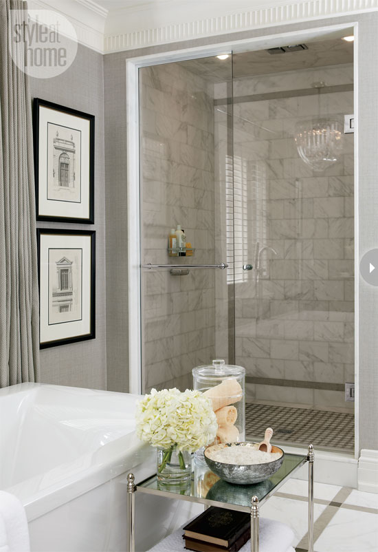 Made in heaven sophisticated glamour for Bathroom heaven