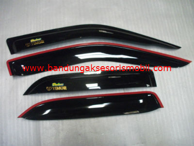 Talang Air Timor Original Black Depan Belakang