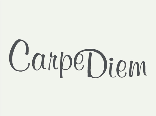 the use of carpe diem in literary works While the carpe diem and to 'tear our pleasures with rough strife,/ thorough the iron grates of life'43 the topos generally works early modern literary.