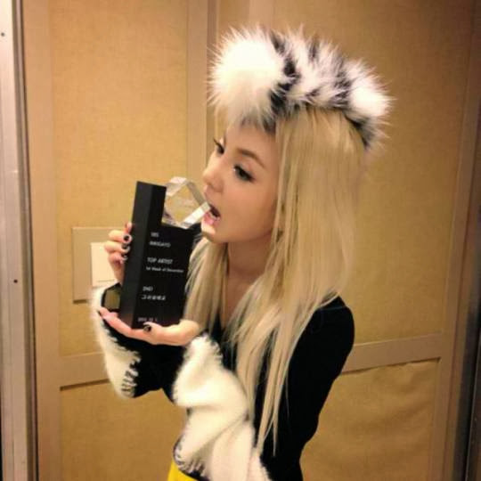 Dara is hungry for music show's trophy?