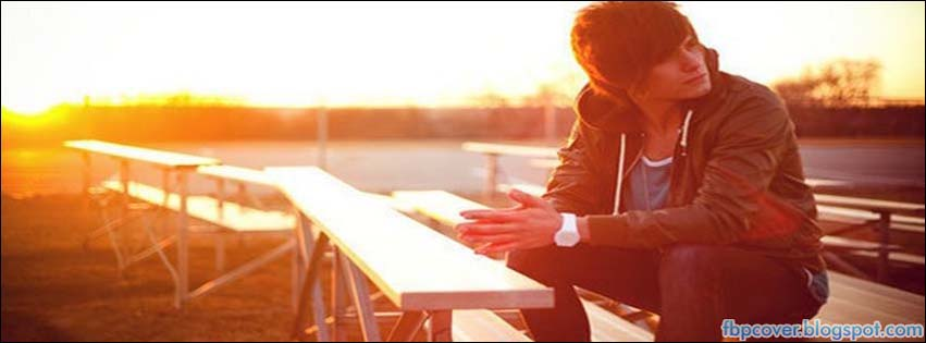 Alone sunset boy cute sadness facebook cover fb timeline alone sunset boy cute sadness facebook cover fb timeline fbpcover thecheapjerseys Image collections