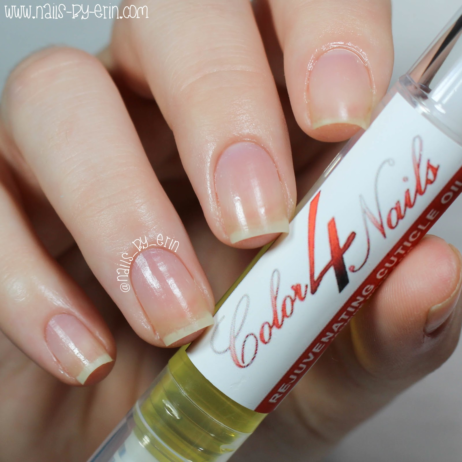 NailsByErin: Color4Nails Cuticle-Away and Cuticle Oils Review