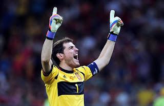 ¿Merece Iker Casillas el Balón de Oro 2012?