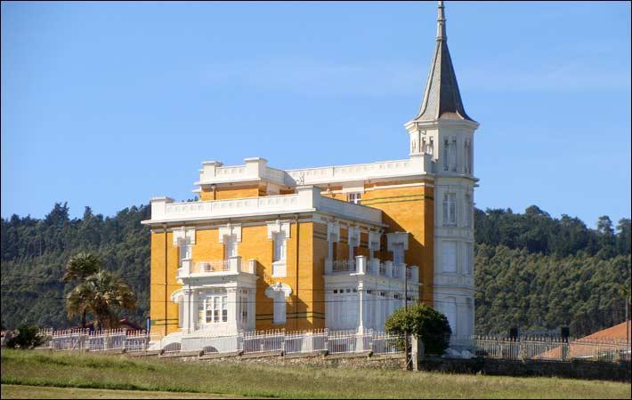 asturias en el mundo fotos de casas de indianos en asturias