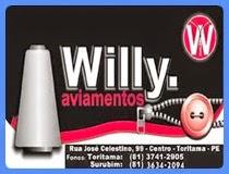 WILLY AVIAMENTOS