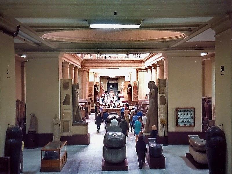 Museum-Kairo-Mesir