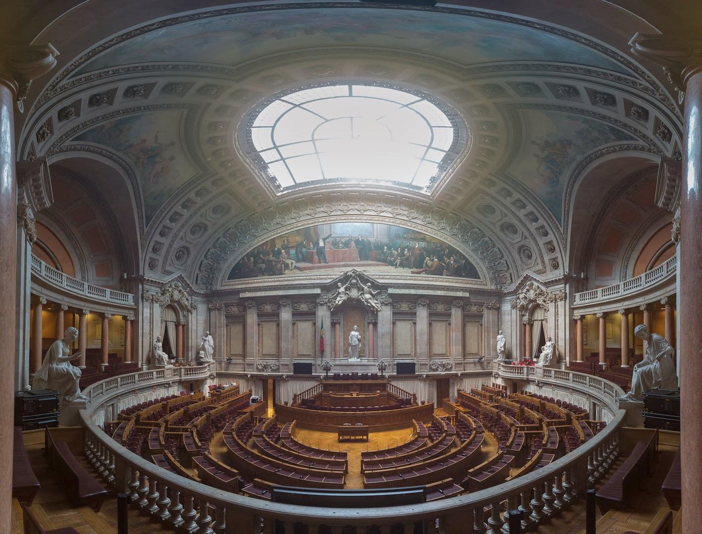 parliament Portugal, © Miguel Proença, 2013