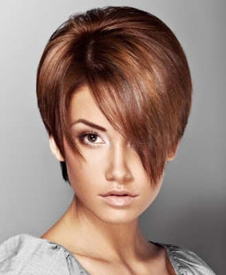 Fall 2011 Short Haircut Trends-by Ram Shirinov